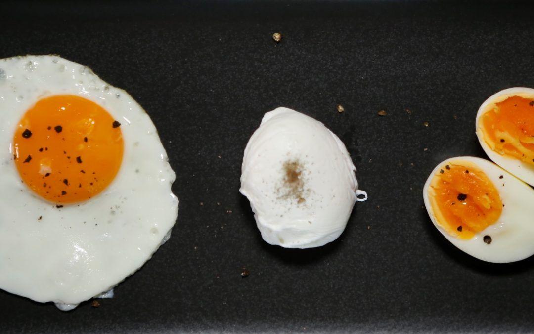 Catering dietetyczny – jaja, które wykorzystujemy w Smooth Catering